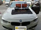 宝马320i汽车音响改装德国伊顿宝马专用三分频,欧卡改装网,汽车改装