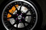 奥迪A8L改装刹车卡钳分泵 多活塞刹车系统,欧卡改装网,汽车改装