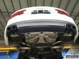 奥迪A7改装RES阀门排气搭配天蝎排气尾嘴,欧卡改装网,汽车改装
