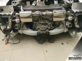 大连汽车改装奥迪R8改装IPE排气,欧卡改装网,汽车改装
