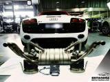 大连汽车改装奥迪R8改装天蝎排气,欧卡改装网,汽车改装