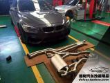 大连汽车改装新款宝马M3改装天蝎排气,欧卡改装网,汽车改装