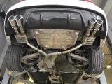 奥迪A5改装排气管 雷鸟阀门排气系统,欧卡改装网,汽车改装