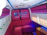 西安星锐房车改装、内饰个性改装、沙发床定制,欧卡改装网