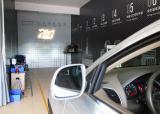 上交迟到的Q7——简单改灯作业,欧卡改装网,汽车改装