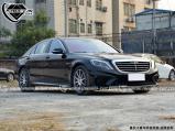奔驰S320改装S63AMG包围轮毂套件,欧卡改装网,汽车改装