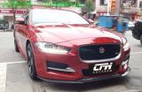捷豹XE改装碳纤前后唇尾翼,欧卡改装网,汽车改装