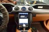 福特野马改装大屏幕导航提升高逼格,欧卡改装网