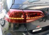 改装必行之项目,高7尾灯喷黑,欧卡改装网,汽车改装