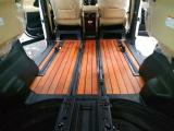 埃尔法游艇木地板改装、全车UPPF透明保护膜,欧卡改装网,汽车改装