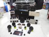 汉兰达终极发烧 升级摩雷38周年汽车音响,欧卡改装网,汽车改装