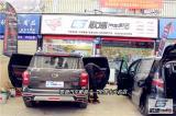 武汉传祺GS8改装霸克汽车音响 圣美歌功放,欧卡改装网,汽车改装