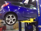 福特嘉年华st  1.6T排气改装,欧卡改装网,汽车改装