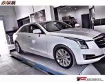 凯迪拉克ATS-L改AOOAS智能可变阀门排气,欧卡改装网,汽车改装