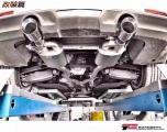 ATS-L改AOOAS racing智能可变阀门排气,欧卡改装网,汽车改装