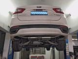 新款蒙迪欧 完美升级AOOAS中尾段,欧卡改装网,汽车改装