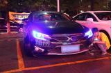 锐志改精刚海拉5双光透镜+精刚氙气灯,欧卡改装网,汽车改装