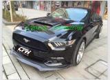 新款福特野马改装劳斯碳纤前唇,欧卡改装网,汽车改装