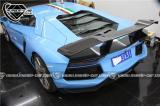 兰博基尼Aventador改碳纤尾翼大包围,欧卡改装网,汽车改装