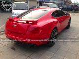 新宾利欧陆GT改Bentley GT扰流板定风翼,欧卡改装网,汽车改装