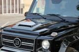 奔驰G级碳纤维机盖 AMG 巴博斯引擎盖,欧卡改装网,汽车改装