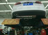 新款奥迪A3 1.4T改装Repose四出排气,欧卡改装网,汽车改装