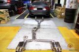 奥迪RS5升级Armytrix前中尾段阀门排气,欧卡改装网,汽车改装