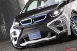 BMW宝马i3改装EVERYN宽体大包围,欧卡改装网,汽车改装