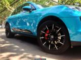 保时捷MACAN改装Lexani轮毂 奢华之选,欧卡改装网,汽车改装