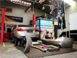 精雕细琢 宝马320LI改装HSR阀门排气,欧卡改装网,汽车改装