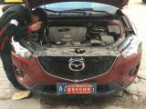 《西宁港龙》汽车灯光改装-马自达CX7,欧卡改装网,汽车改装