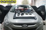 IX35四门三层静森隔音降噪 音响改装升级,欧卡改装网,汽车改装