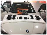 西安上尚音改店---宝马X1音响改装分享,欧卡改装网,汽车改装
