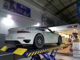保时捷911 turbo s改装Armytrix全段阀排气,欧卡改装网,汽车改装