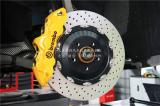MACAN 2.0T改BREMBO高性能鲍鱼刹车,欧卡改装网,汽车改装