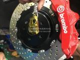 保时捷macan改装前brembo GT6刹车套装,欧卡改装网,汽车改装