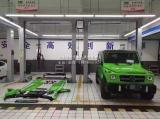 奔驰G500 BRABUS巴博斯改装宽体套件,欧卡改装网,汽车改装