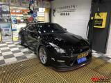 战神日产GTR改装前杠尾翼宽体轮眉,欧卡改装网,汽车改装
