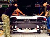 兰博基尼LP610改装天蝎排气AKR,欧卡改装网,汽车改装