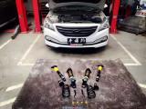 西安现代名图绞牙避震操控改装  陕西丰雄,欧卡改装网,汽车改装