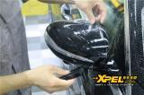 汽车漆面保护石家庄奔驰S装贴XPEL隐形车衣,欧卡改装网,汽车改装