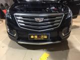 东莞改灯 凯迪拉克XT5无损改进口海拉五,欧卡改装网,汽车改装