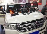 丰田酷路泽升级意大利赫兹音响汽车音响改装,欧卡改装网,汽车改装
