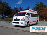 金杯大海狮2TR-2.7L国V豪华型救护车,欧卡改装网,汽车改装