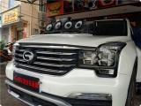 创造传奇 传祺GS8升级德国喜力仕汽车音响,欧卡改装网,汽车改装