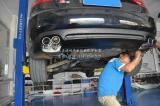 奥迪A5改装四出排气管 好马配好鞍好漂亮,欧卡改装网,汽车改装