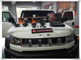 西安上尚汽车音响改装北汽BJ40无损升级意大利赫兹系列音响,欧卡改装网,汽车改装