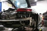 奥迪R8 V8改装 IPE排气上车,欧卡改装网,汽车改装
