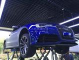 奥迪RS5---AWE头段排气+AK中尾段,欧卡改装网,汽车改装