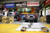 奥迪RS5升级Armytrix前中尾段阀门排气系统,声浪最暴没有之一,欧卡改装网,汽车改装